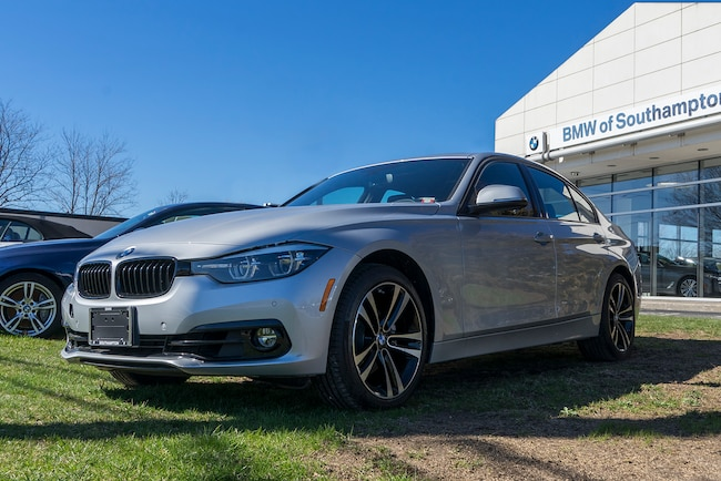Used 2018 BMW 330i xDrive Sedan For Sale Southampton, NY