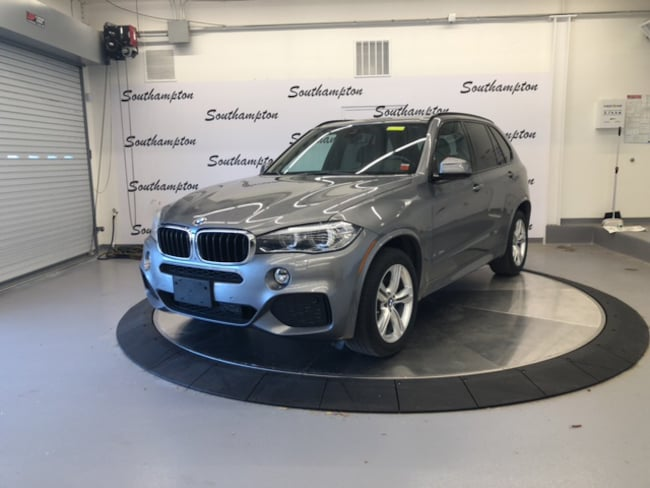 Used 2016 BMW X5 xDrive35d SAV For Sale Southampton, NY