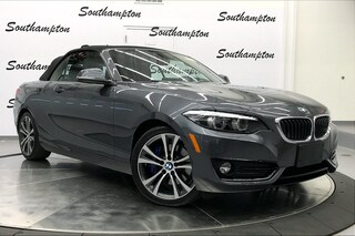 2018 BMW 230i Convertible in [Company City]