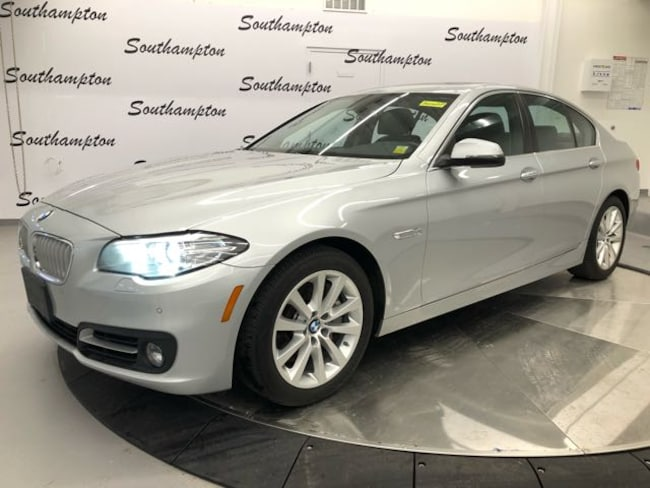 Used 2015 BMW 550i xDrive Sedan For Sale Southampton, NY
