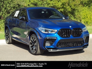 2020 BMW X6 M Competition SUV
