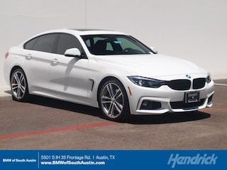 2018 BMW 4 Series 440i Sedan