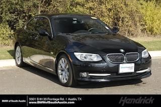 2013 BMW 3 Series 328i Convertible