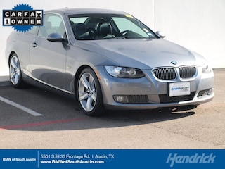 Used 2007 BMW 3 Series 335i Coupe