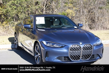 2021 BMW 4 Series 430i Coupe