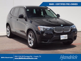 2017 BMW X3 sDrive28i SUV in [Company City]