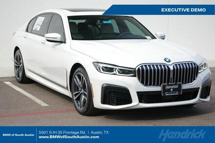 2020 BMW 7 Series 745e xDrive iPerformance Sedan