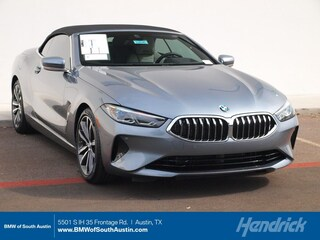 2020 BMW 8 Series 840i Convertible
