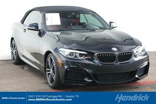 2020 BMW 2 Series M240i Convertible