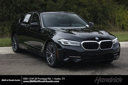 2021 BMW 5 Series 530i Sedan