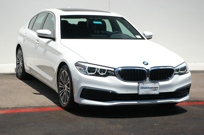 BMW Wilmington Nc >> Used 2019 Bmw 5 Series For Sale Wilmington Nc Vin