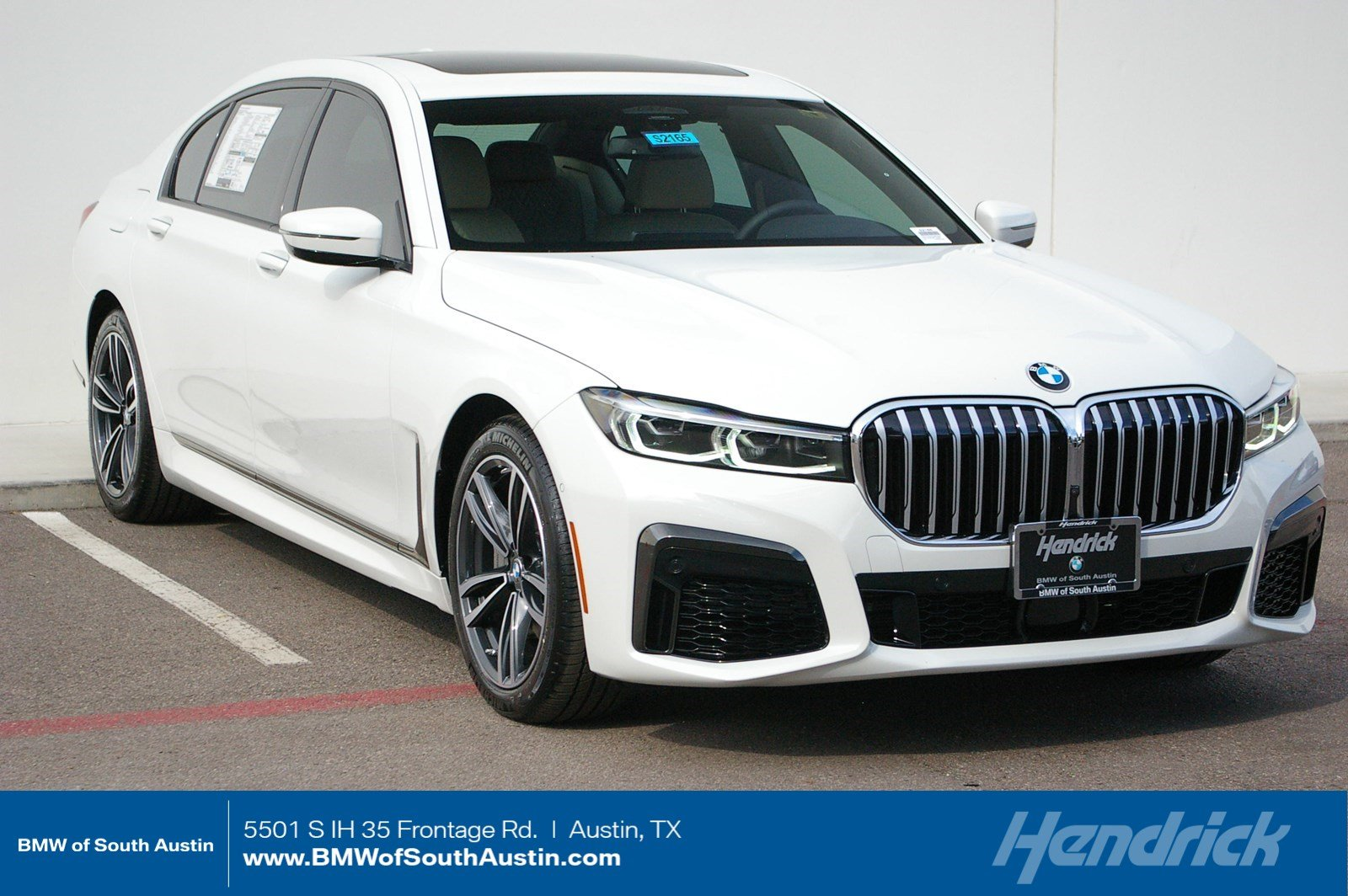 2020 BMW 7 Series 745e xDrive iPerformance Sedan