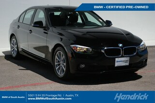 Used 2016 BMW 3 Series 320i Sedan in Houston