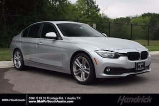 2016 BMW 3 Series 320i Sedan in [Company City]