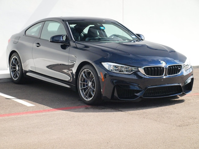 used 2017 bmw m4 coupe for sale in charlotte, nc