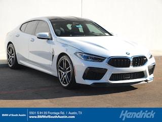 2020 BMW M8 Gran Coupe Sedan