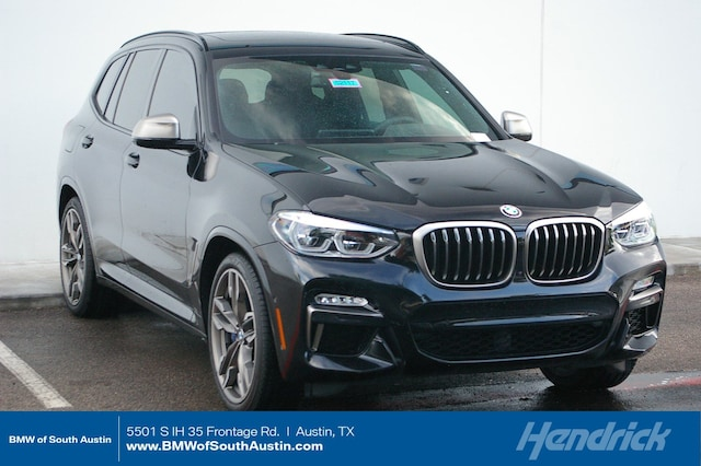 Pre-Owned 2019 BMW X3 For Sale at BMW of South Austin | VIN