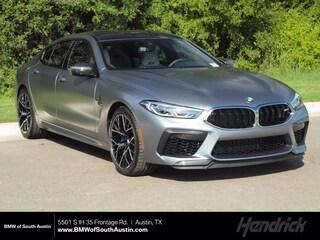 2021 BMW M8 2DR GRAN CPE Sedan