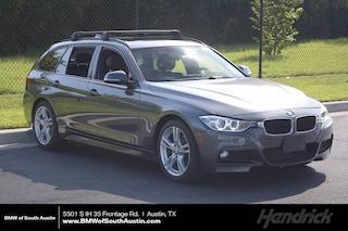 2015 BMW 3 Series 328d xDrive Wagon in [Company City]