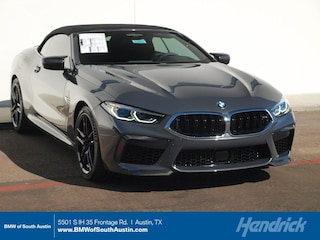 2020 BMW M8 Convertible Convertible