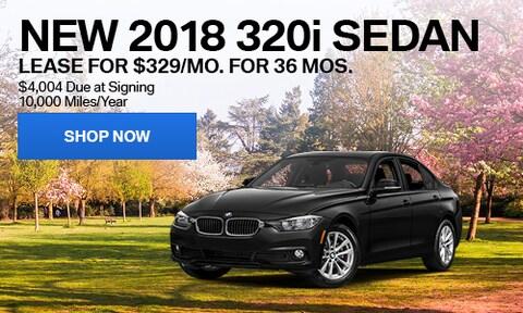 New 2018 320i Sedan