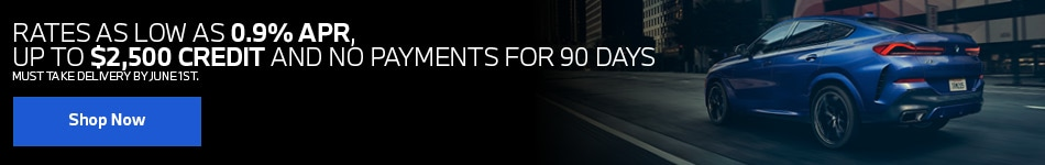 0.9% APR 90 Days No Payment