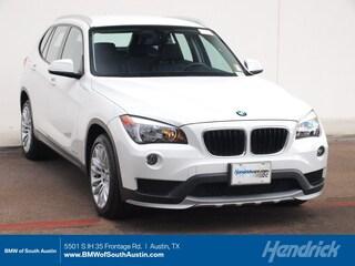 2015 BMW X1 sDrive28i SUV in [Company City]
