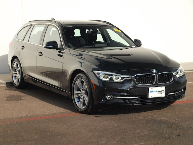 Certified Pre-Owned 2018 BMW 3 Series 330i xDrive Wagon in Charleston
