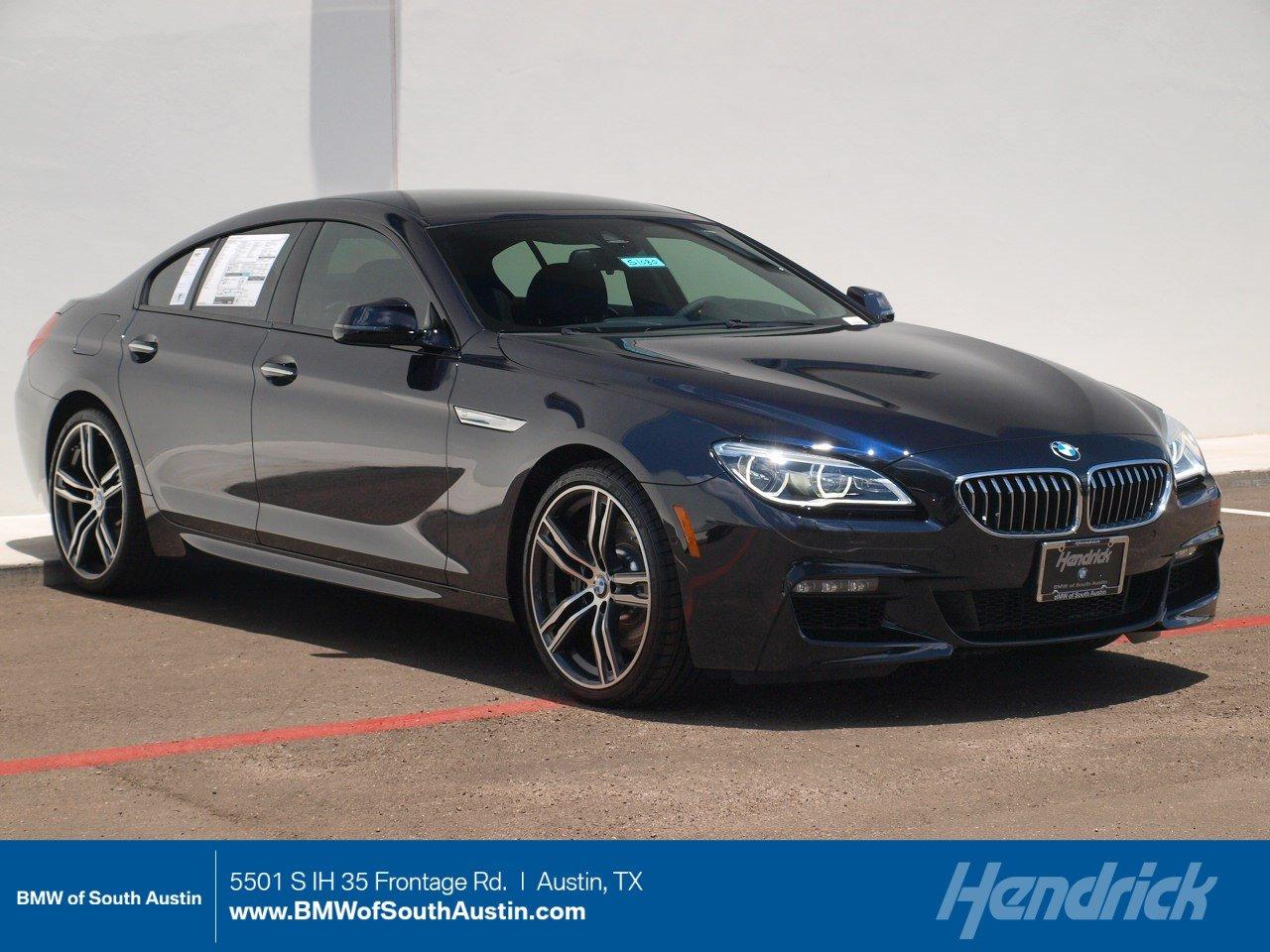 2018 BMW 6 Series 640i Sedan