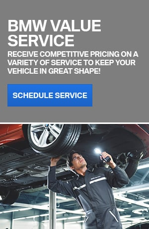 BMW Value Service