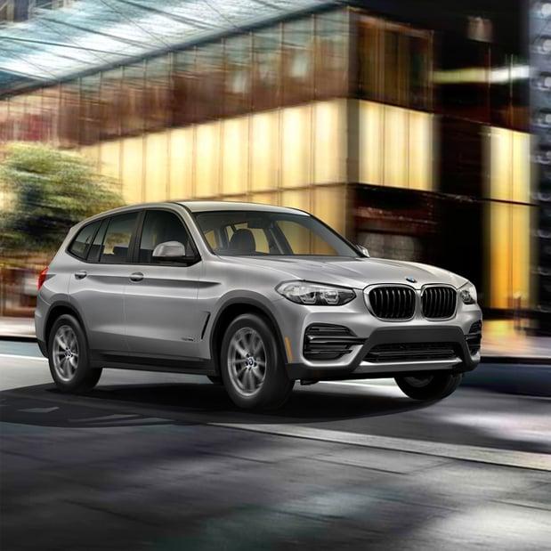 BMW SAV Models