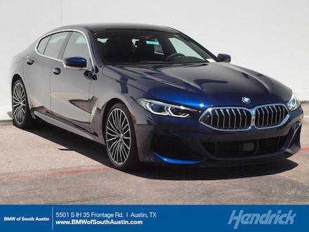 2020 BMW 8 Series M850i Sedan