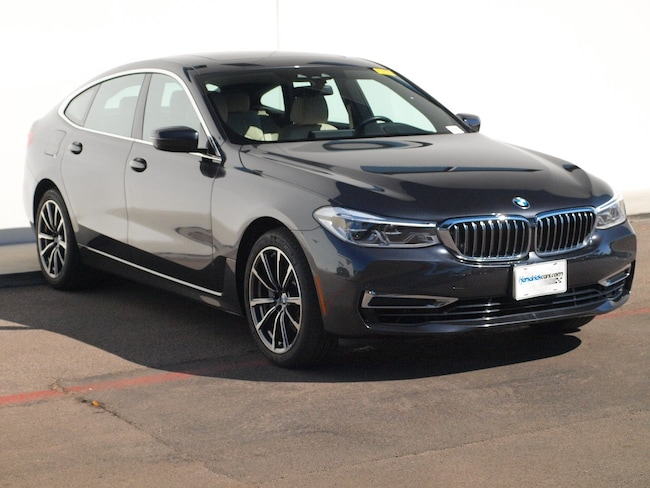 Certified Pre-Owned 2019 BMW 6 Series 640i xDrive Hatchback in Charleston