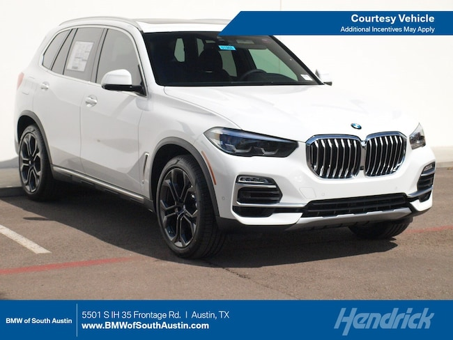Pre-Owned 2019 BMW X5 For Sale at BMW of South Austin | VIN