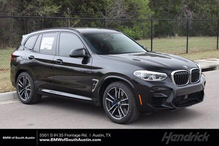 2021 BMW X3 M Executive SUV
