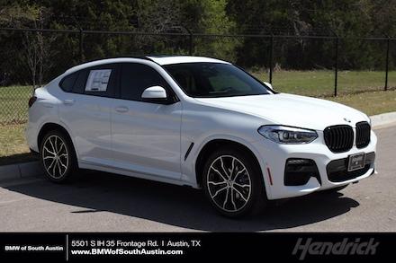 2021 BMW X4 xDrive30i SUV