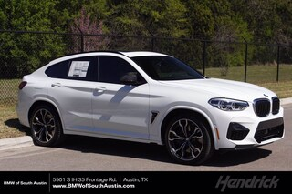 2021 BMW X4 M Executive SUV