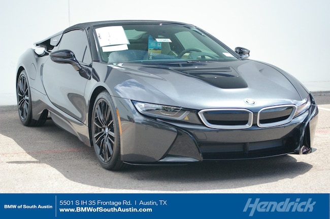 2019 BMW i8 Roadster Convertible