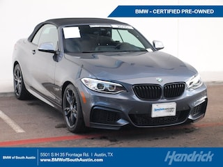 2016 BMW 2 Series M235i Convertible