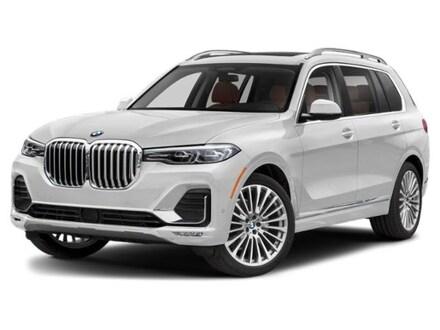 2022 BMW X7 M50i SUV