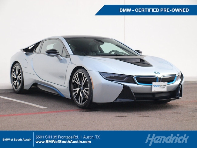 2016 BMW i8 2dr Cpe Coupe