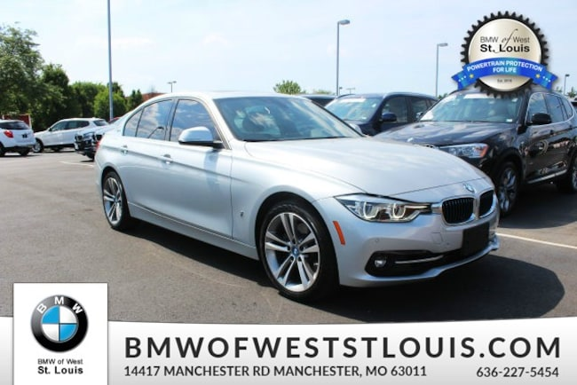 Used 2017 BMW 330e iPerformance Sedan in St. Louis, MO