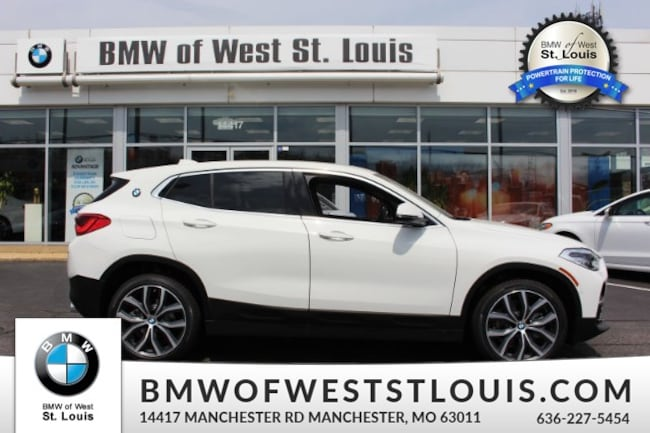 New 2018 BMW X2 xDrive28i Sports Activity Coupe in Manchester, MO
