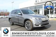 New 2018 BMW X5 xDrive35d SAV near St. Louis, MO
