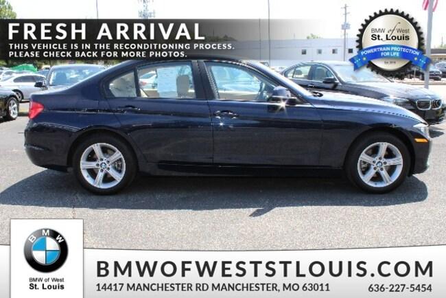 Used 2015 BMW 328i xDrive Sedan in St. Louis, MO