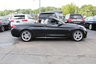 Used 2015 BMW 435i xDrive Convertible in St. Louis, MO