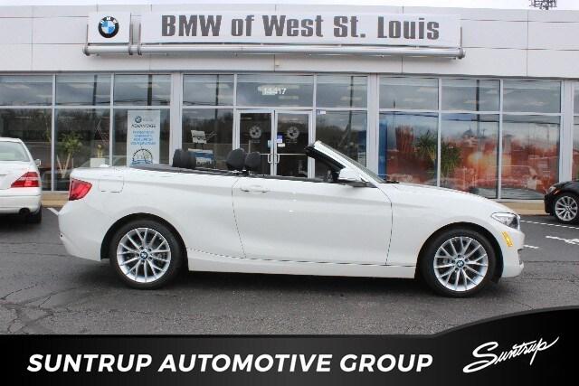 2016 BMW 228i xDrive Convertible near St. Louis, MO
