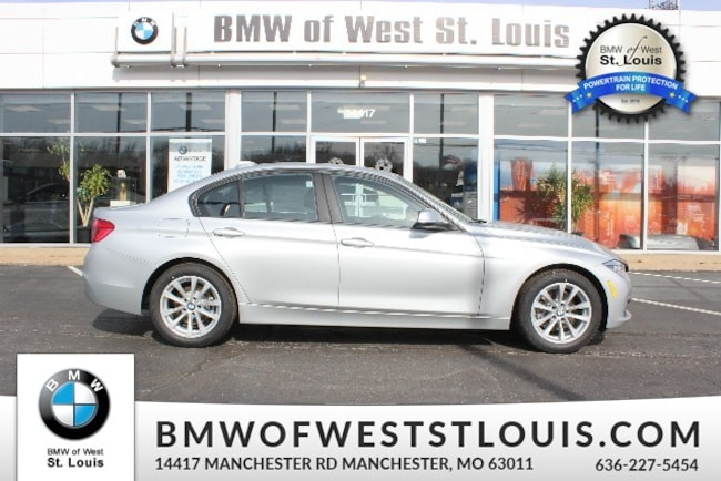 New 2018 BMW 320i xDrive Sedan in Manchester, MO