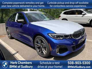 New 2020 BMW M340i xDrive Sedan Sudbury, MA