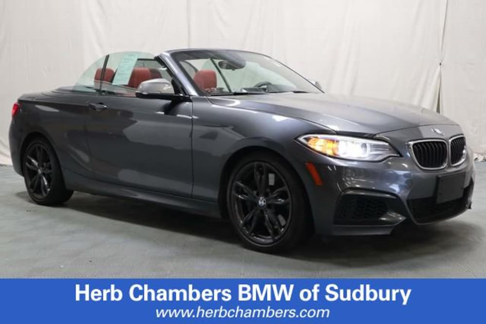 Bmw M235I Xdrive >> New 2016 Bmw M235i Xdrive For Sale In Sudbury Ma Near